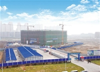 天津云赛数据中心总承包工程 General Contracting Project of Cloudsite (Tianjin) Data Center